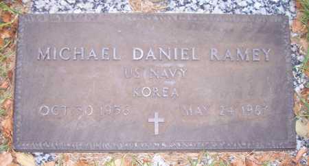 RAMEY, MICHAEL DANIEL - Maricopa County, Arizona | MICHAEL DANIEL RAMEY - Arizona Gravestone Photos