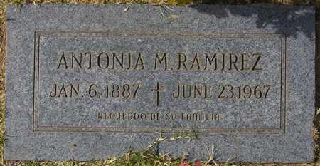 RAMIREZ, ANTONIA M. - Maricopa County, Arizona   ANTONIA M. RAMIREZ - Arizona Gravestone Photos