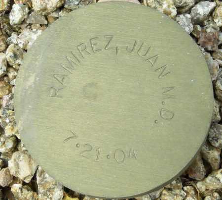 RAMIREZ, JUAN M. D. - Maricopa County, Arizona   JUAN M. D. RAMIREZ - Arizona Gravestone Photos