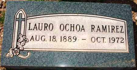 RAMIREZ, LAURO OCHOA - Maricopa County, Arizona | LAURO OCHOA RAMIREZ - Arizona Gravestone Photos