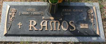 RAMOS, ANNA MARIE - Maricopa County, Arizona | ANNA MARIE RAMOS - Arizona Gravestone Photos