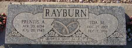 RAYBURN, IDA M. - Maricopa County, Arizona | IDA M. RAYBURN - Arizona Gravestone Photos