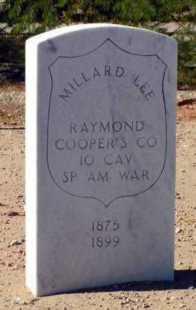 RAYMOND, MILLARD LEE - Maricopa County, Arizona | MILLARD LEE RAYMOND - Arizona Gravestone Photos