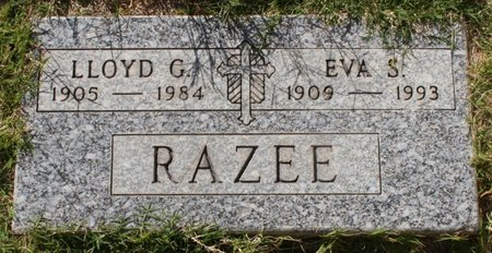 RAZEE, LLOYD G - Maricopa County, Arizona | LLOYD G RAZEE - Arizona Gravestone Photos