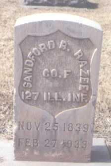 RAZEE, SANDFORD R. - Maricopa County, Arizona   SANDFORD R. RAZEE - Arizona Gravestone Photos
