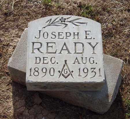 READY, JOSEPH E. - Maricopa County, Arizona | JOSEPH E. READY - Arizona Gravestone Photos