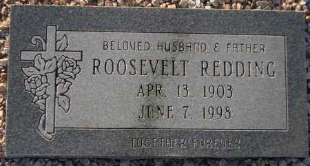REDDING, ROOSEVELT - Maricopa County, Arizona | ROOSEVELT REDDING - Arizona Gravestone Photos