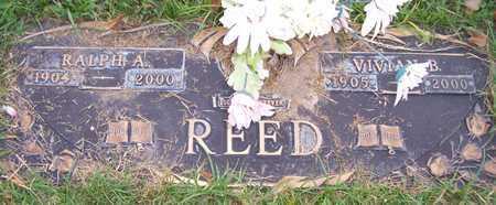 REED, RALPH A. - Maricopa County, Arizona | RALPH A. REED - Arizona Gravestone Photos