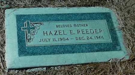 MANTLO REEDER, HAZEL ELENORA - Maricopa County, Arizona | HAZEL ELENORA MANTLO REEDER - Arizona Gravestone Photos