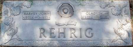 REHRIG, HARVEY JOHN - Maricopa County, Arizona | HARVEY JOHN REHRIG - Arizona Gravestone Photos