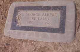 REILAND, GEORGE ALBERT - Maricopa County, Arizona | GEORGE ALBERT REILAND - Arizona Gravestone Photos