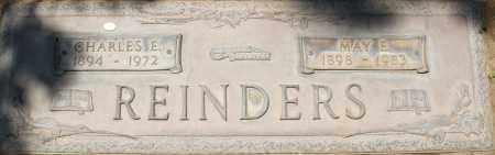 REINDERS, MAY E. - Maricopa County, Arizona | MAY E. REINDERS - Arizona Gravestone Photos