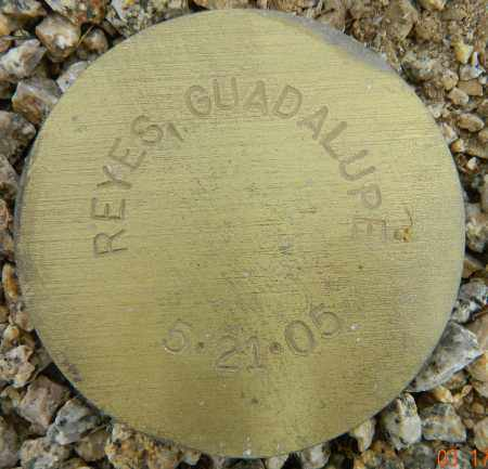 REYES, GUADALUPE - Maricopa County, Arizona | GUADALUPE REYES - Arizona Gravestone Photos