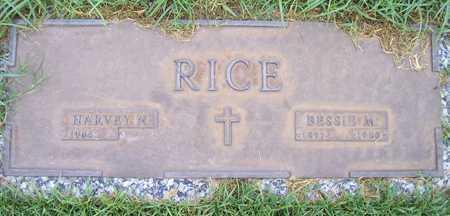 RICE, HARVEY N. - Maricopa County, Arizona | HARVEY N. RICE - Arizona Gravestone Photos