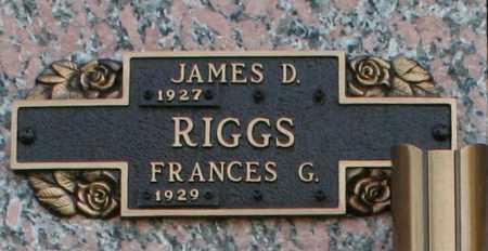 RIGGS, FRANCES G. - Maricopa County, Arizona   FRANCES G. RIGGS - Arizona Gravestone Photos