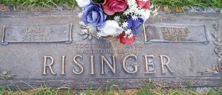 RISINGER, ELVIRA C. - Maricopa County, Arizona | ELVIRA C. RISINGER - Arizona Gravestone Photos