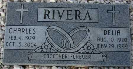 RIVERA, CHARLES - Maricopa County, Arizona | CHARLES RIVERA - Arizona Gravestone Photos