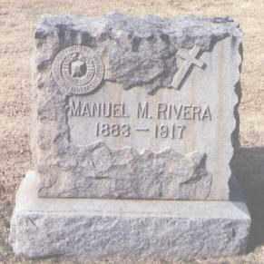 RIVERA, MANUEL M. - Maricopa County, Arizona | MANUEL M. RIVERA - Arizona Gravestone Photos
