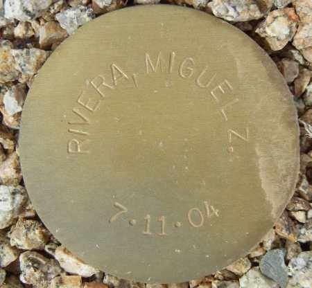 RIVERA, MIGUEL Z. - Maricopa County, Arizona | MIGUEL Z. RIVERA - Arizona Gravestone Photos