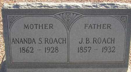 ROACH, ANANDA S. - Maricopa County, Arizona | ANANDA S. ROACH - Arizona Gravestone Photos
