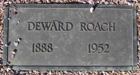 ROACH, DEWARD - Maricopa County, Arizona | DEWARD ROACH - Arizona Gravestone Photos