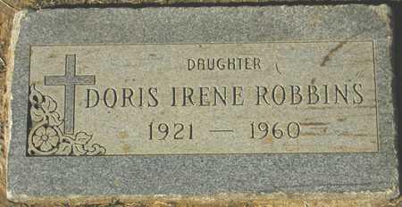 ROBBINS, DORIS IRENE - Maricopa County, Arizona | DORIS IRENE ROBBINS - Arizona Gravestone Photos