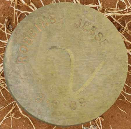 ROBBINS, JESSE - Maricopa County, Arizona | JESSE ROBBINS - Arizona Gravestone Photos