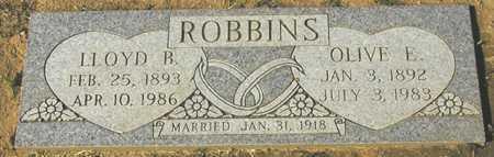 ROBBINS, LLOYD B. - Maricopa County, Arizona | LLOYD B. ROBBINS - Arizona Gravestone Photos