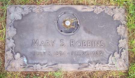 ROBBINS, MARY S. - Maricopa County, Arizona | MARY S. ROBBINS - Arizona Gravestone Photos