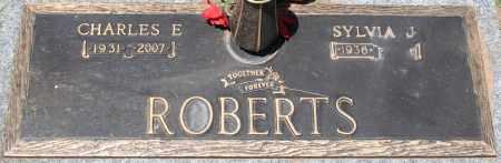 ROBERTS, CHARLES E. - Maricopa County, Arizona | CHARLES E. ROBERTS - Arizona Gravestone Photos