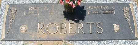 ROBERTS, PAUL L. - Maricopa County, Arizona | PAUL L. ROBERTS - Arizona Gravestone Photos