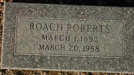 ROBERTS, ROACH - Maricopa County, Arizona | ROACH ROBERTS - Arizona Gravestone Photos