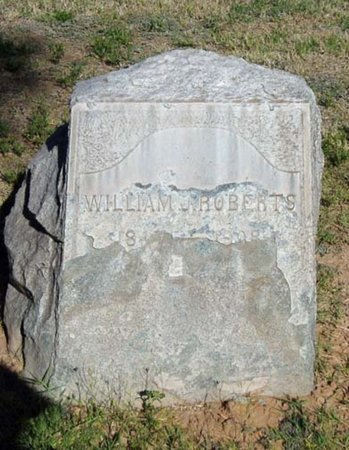 ROBERTS, WILLIAM J. - Maricopa County, Arizona   WILLIAM J. ROBERTS - Arizona Gravestone Photos