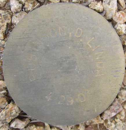 ROBINSON, D. LINDA - Maricopa County, Arizona | D. LINDA ROBINSON - Arizona Gravestone Photos