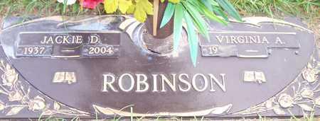 ROBINSON, JACKIE D. - Maricopa County, Arizona   JACKIE D. ROBINSON - Arizona Gravestone Photos
