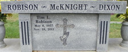 ROBINSON, TIM L - Maricopa County, Arizona | TIM L ROBINSON - Arizona Gravestone Photos