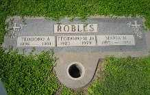 ROBLES, TEODORE A. - Maricopa County, Arizona | TEODORE A. ROBLES - Arizona Gravestone Photos
