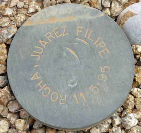 ROCHA, JUAREZ FILIPE - Maricopa County, Arizona | JUAREZ FILIPE ROCHA - Arizona Gravestone Photos