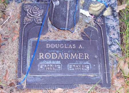 RODARMER, DOUGLAS A. - Maricopa County, Arizona | DOUGLAS A. RODARMER - Arizona Gravestone Photos