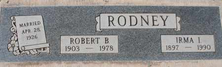 RODNEY, IRMA I - Maricopa County, Arizona | IRMA I RODNEY - Arizona Gravestone Photos