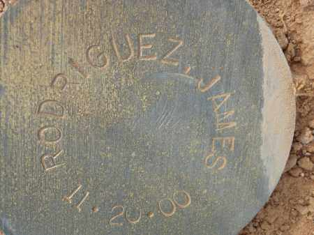 RODRIGUEZ, JAMES - Maricopa County, Arizona | JAMES RODRIGUEZ - Arizona Gravestone Photos