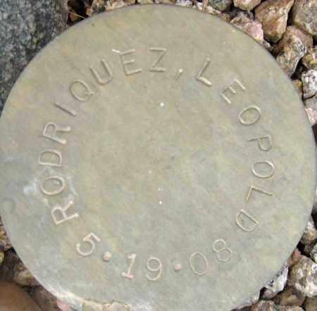 RODRIGUEZ, LEOPOLD - Maricopa County, Arizona | LEOPOLD RODRIGUEZ - Arizona Gravestone Photos