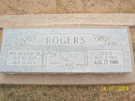 ROGERS, ERA BESSIE - Maricopa County, Arizona | ERA BESSIE ROGERS - Arizona Gravestone Photos