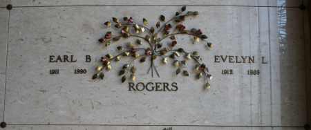 ROGERS, EVELYN L - Maricopa County, Arizona | EVELYN L ROGERS - Arizona Gravestone Photos