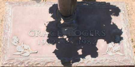 ROGERS, GRACE - Maricopa County, Arizona | GRACE ROGERS - Arizona Gravestone Photos