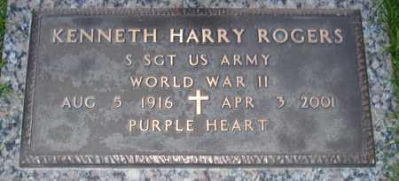 ROGERS, KENNETH HARRY - Maricopa County, Arizona   KENNETH HARRY ROGERS - Arizona Gravestone Photos