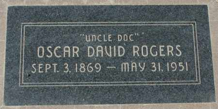 ROGERS, OSCAR DAVID - Maricopa County, Arizona | OSCAR DAVID ROGERS - Arizona Gravestone Photos