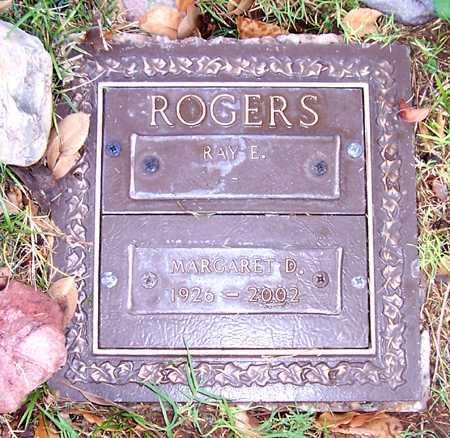 ROGERS, RAY E. - Maricopa County, Arizona | RAY E. ROGERS - Arizona Gravestone Photos