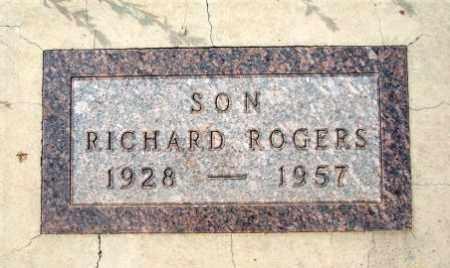 ROGERS, RICHARD - Maricopa County, Arizona | RICHARD ROGERS - Arizona Gravestone Photos