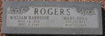 ROGERS, WILLIAM HARRISON - Maricopa County, Arizona | WILLIAM HARRISON ROGERS - Arizona Gravestone Photos